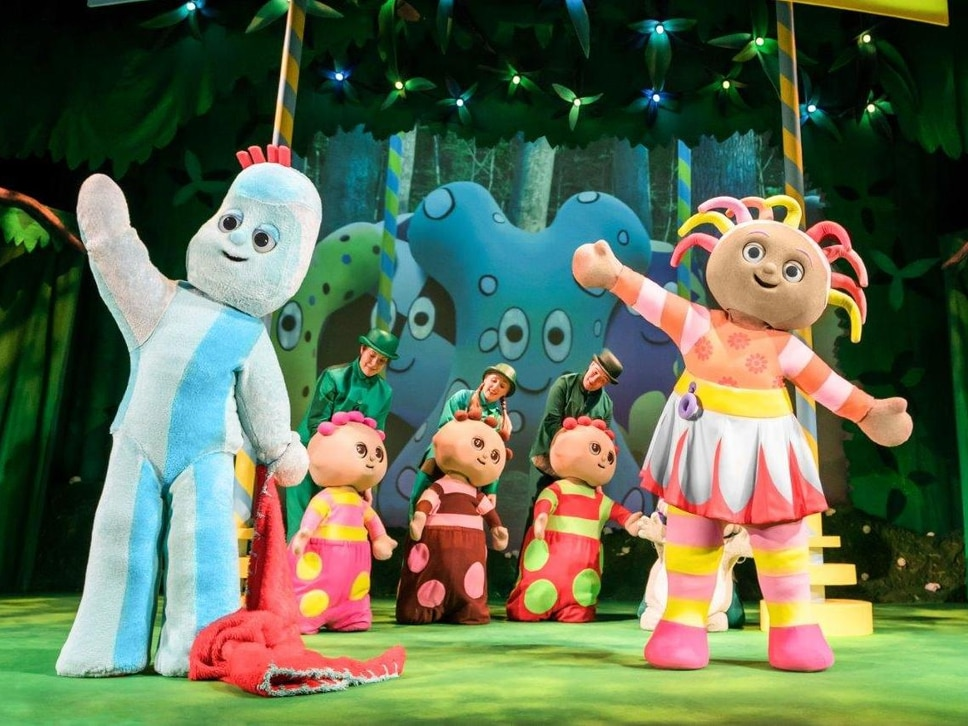 From the Queen to Upsy Daisy: Creature and costume designer Tahra Zafar talks ahead of In The Night Garden Live in Birmingham