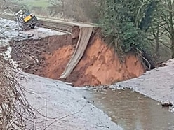Shropshire Union Canal work to restore damaged waterway well on track
