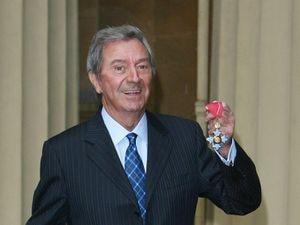 Veteran entertainer Des O'Connor