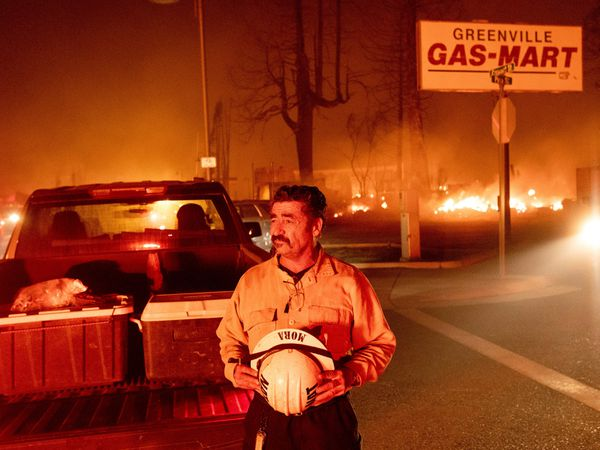'We lost Greenville': Wildfire burns through historic California town