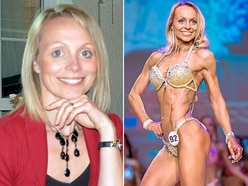 Bodybuilder dreams come true for Shrewsbury mother Suzanne, 48