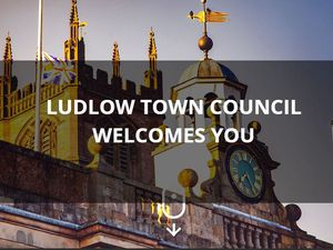 The new Ludlow Town Council website