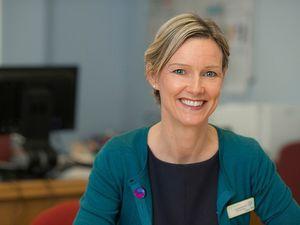 Louise Barnett, SaTH's chief executive