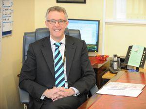 Michael Barratt, executive principal at The Priory School Trust