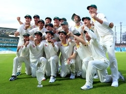 The Ashes series in pictures
