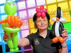 Fun house! Telford children's entertainer Louie Croston shares her story