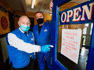 Railway driver Peter Bridger and engineer Barry Evans are among staff who have suffered abuse for enforcing face masks