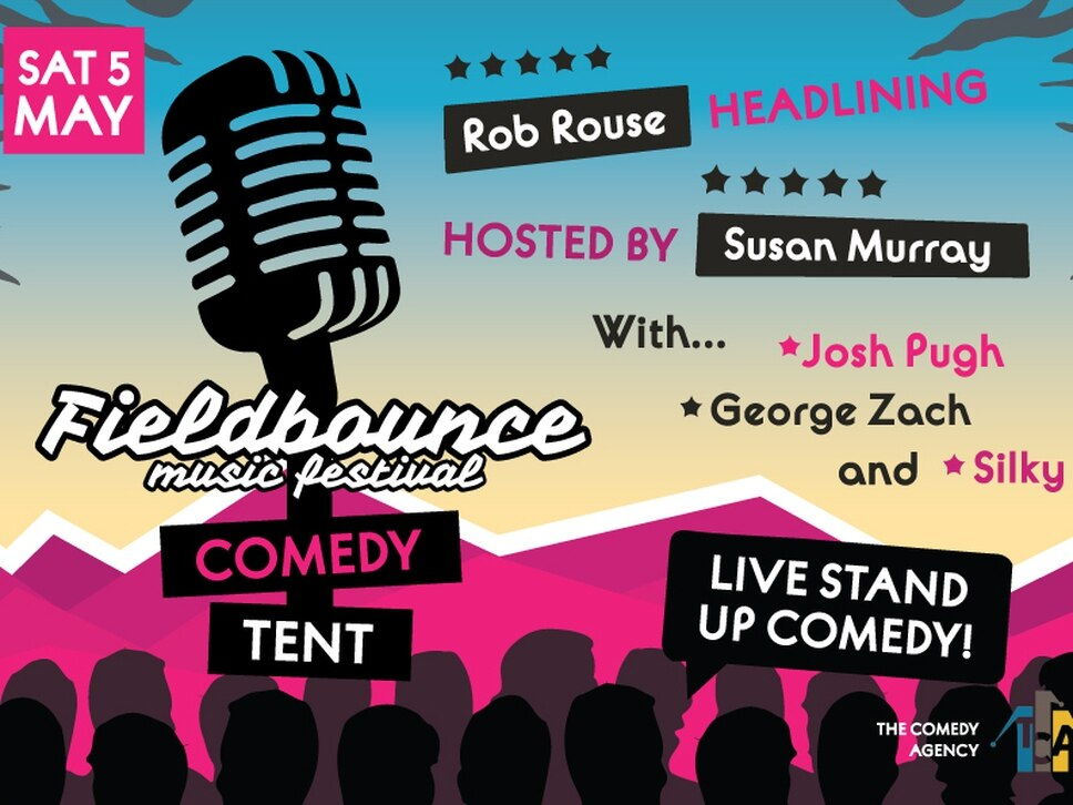 Comedy tent added to festival