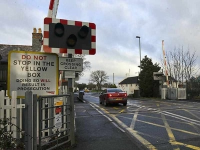 Man killed when hit by train in Shrewsbury is named