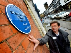 Stanley Weyman: Ludlow author once as famous as Charles Dickens commemorated with blue plaque