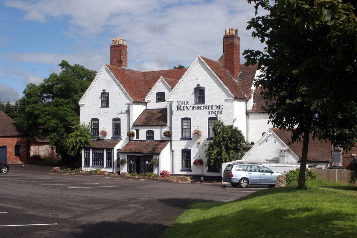 The Riverside Inn, Cound