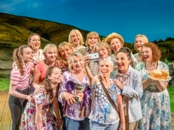 Calendar Girls The Musical, Birmingham Hippodrome - review with pictures