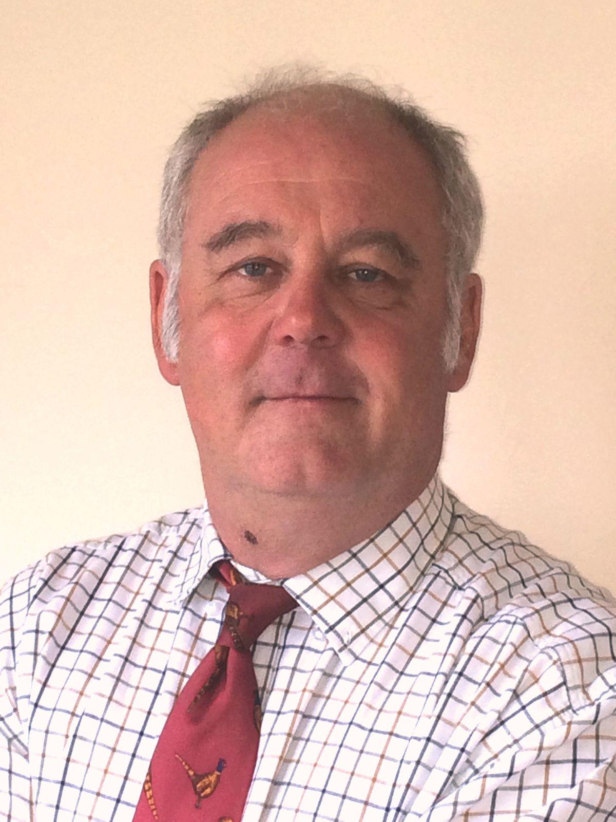 David Roberts, G O Davies (Westbury) Ltd grain merchants