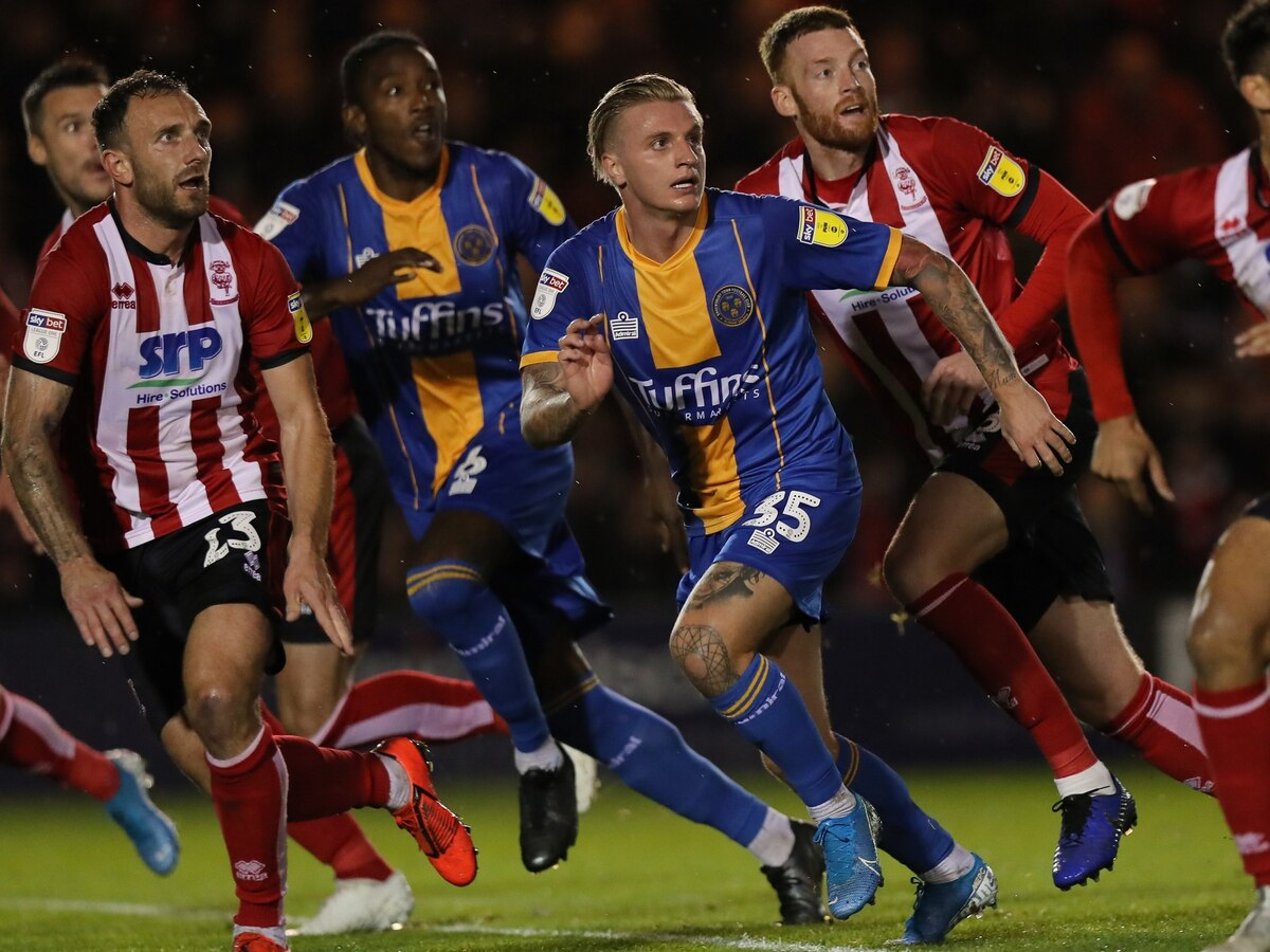 Lincoln 0-0 Shrewsbury ratings