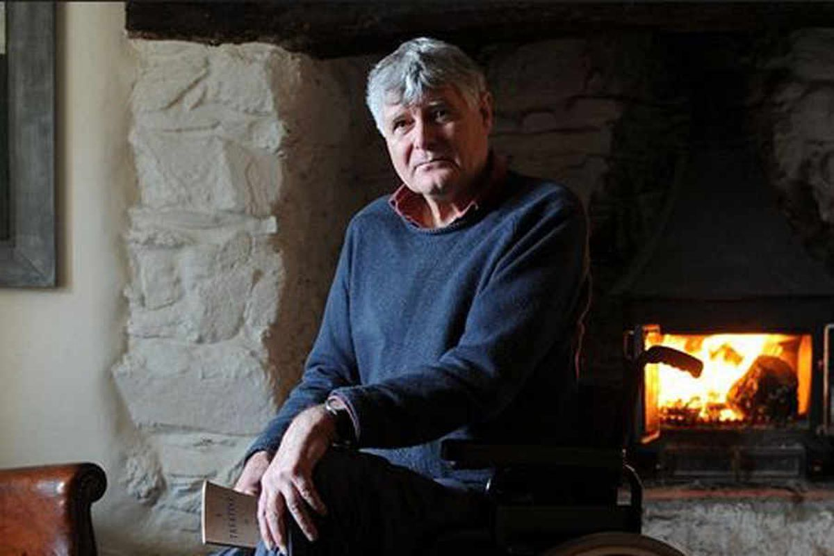 Terminally-ill former Ofsted chief Sir Chris Woodhead tells of new battle with cancer
