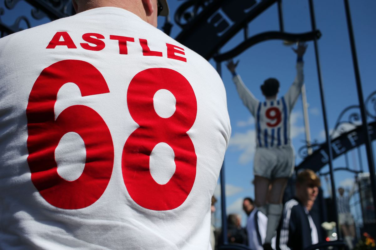 Astle remains a revered figure at The Hawthorns