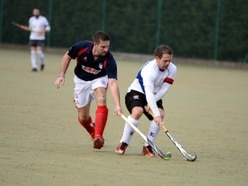 Goal-crazy Dave Tracey bags magic seven