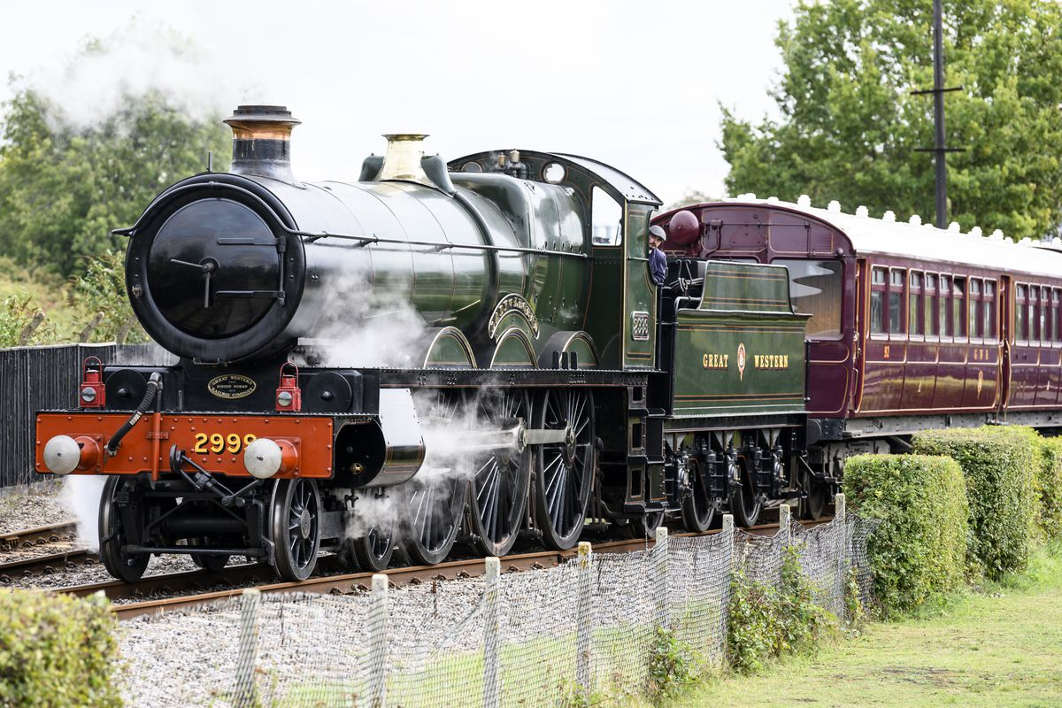 The locomotive will make an appearance at the event in April. Photo: Frank Dumbleton