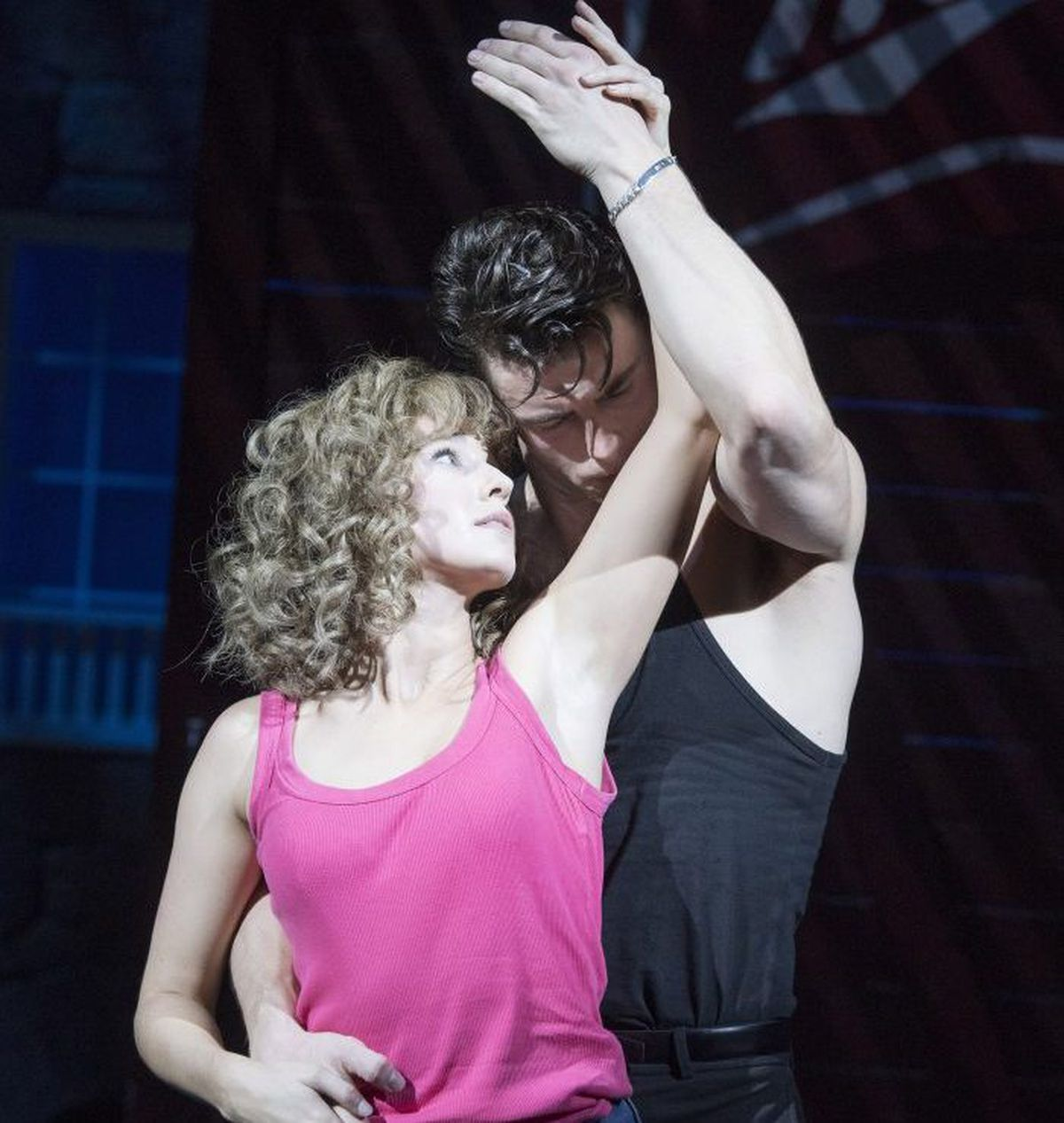 Dirty Dancing: The Classic Story on Stage. Photo: Alastair Muir