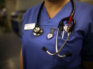 Emergency hospitals being built in Shropshire for coronavirus battle