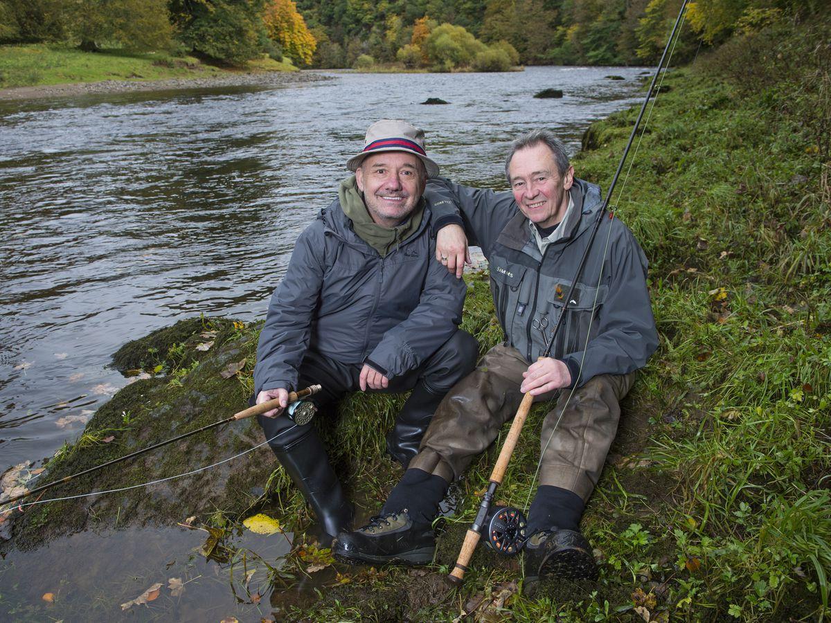 Mortimer & Whitehouse – cheap fishing