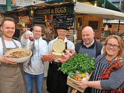 Shrewsbury Market Hall up for another award