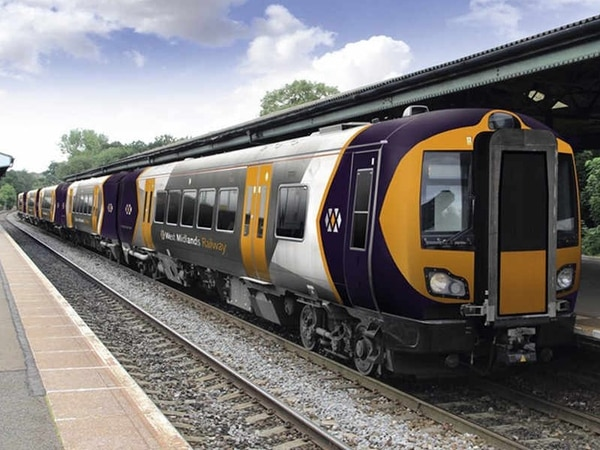 Shrewsbury trains cancelled