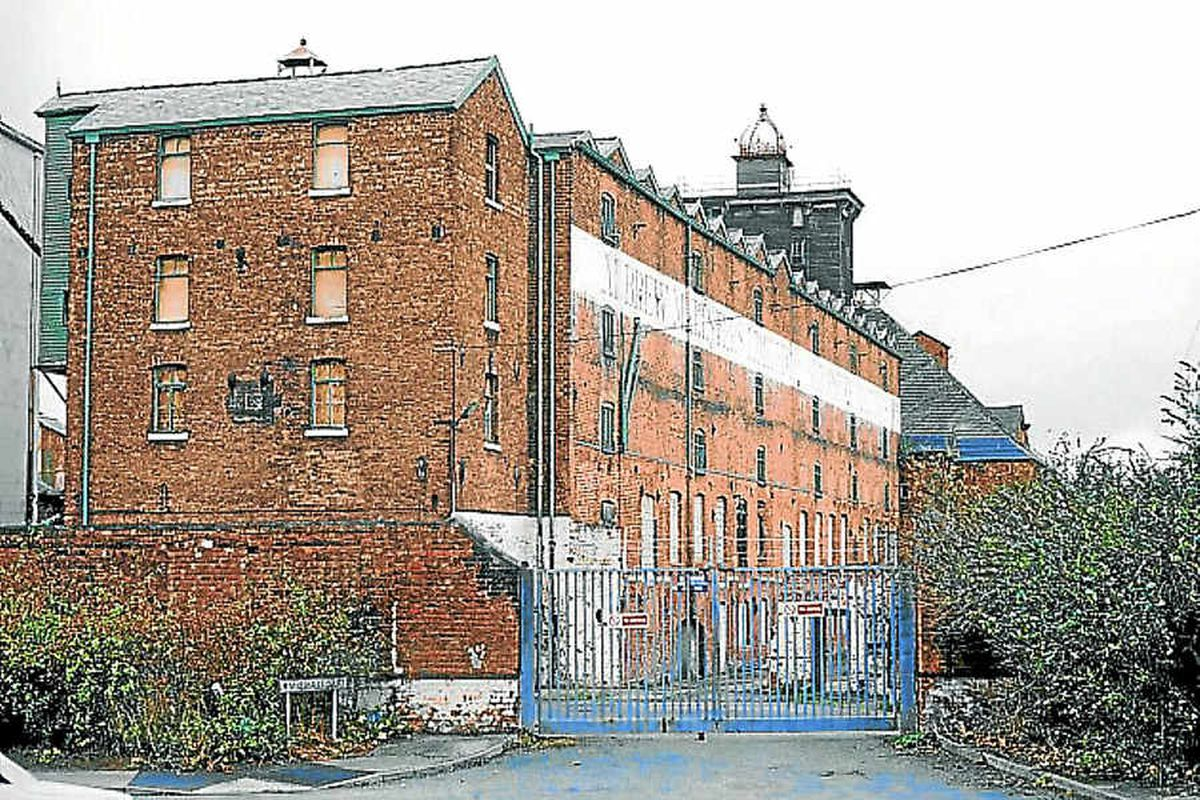 Business tenants sought for Shrewsbury's Flax Mill