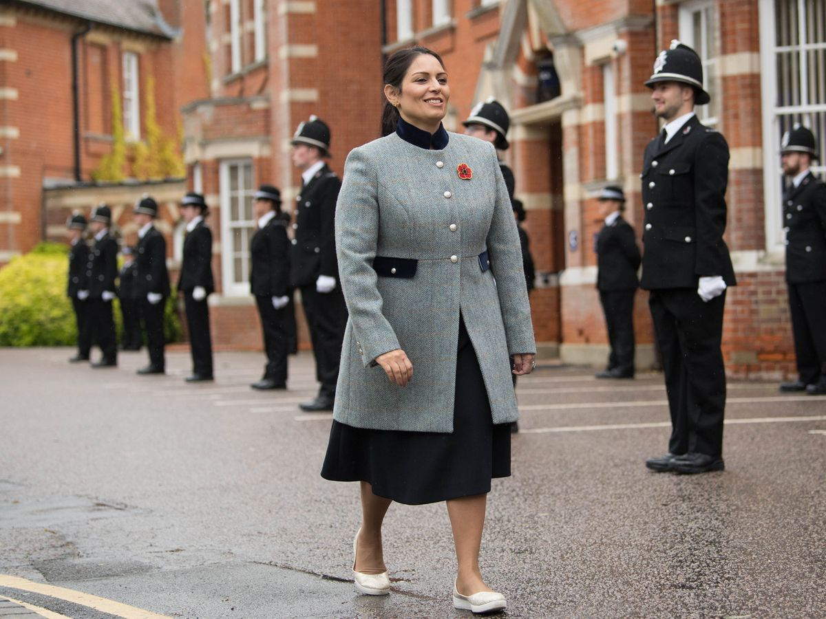 Essex Police passing out parade