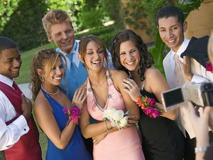Family matters: For the Prom of it