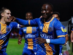 Accrington Stanley 2 Shrewsbury Town 3 - Report and pictures