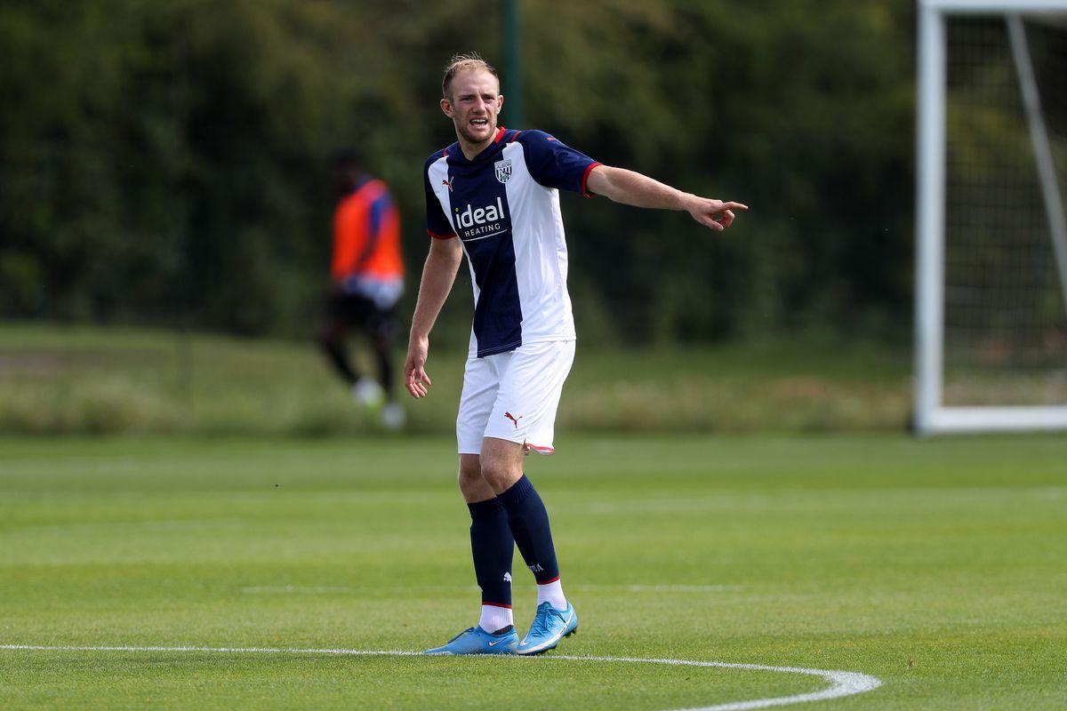 Matt Clarke of West Bromwich Albion. (AMA)