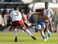 Shrewsbury Town 1 Northampton 2 - Report and pictures