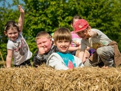 Annual Spring Fair returns to Market Drayton farm
