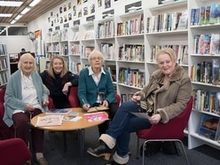 Photography exhibition at Albrighton Library