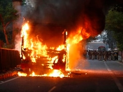 Violence flares in New Delhi over Indian citizenship law
