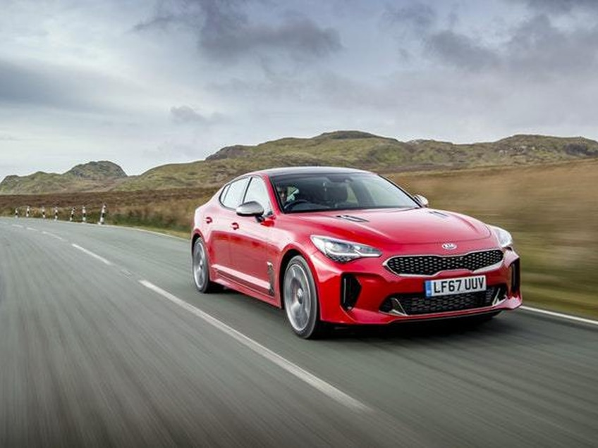 First Drive: Kia's new Stinger GT S performance saloon lives up to the hype