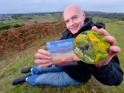 Oswestry Hillfort ancestors inspire Mike to produce new CD