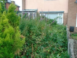 Telford couple fined £1,250 for overgrown garden at house