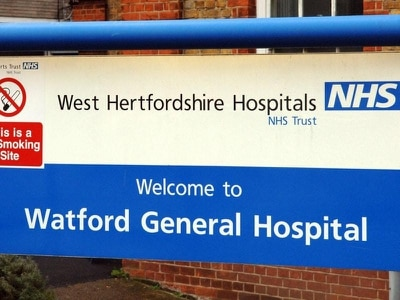 Oxygen incident forces hospital to block patients