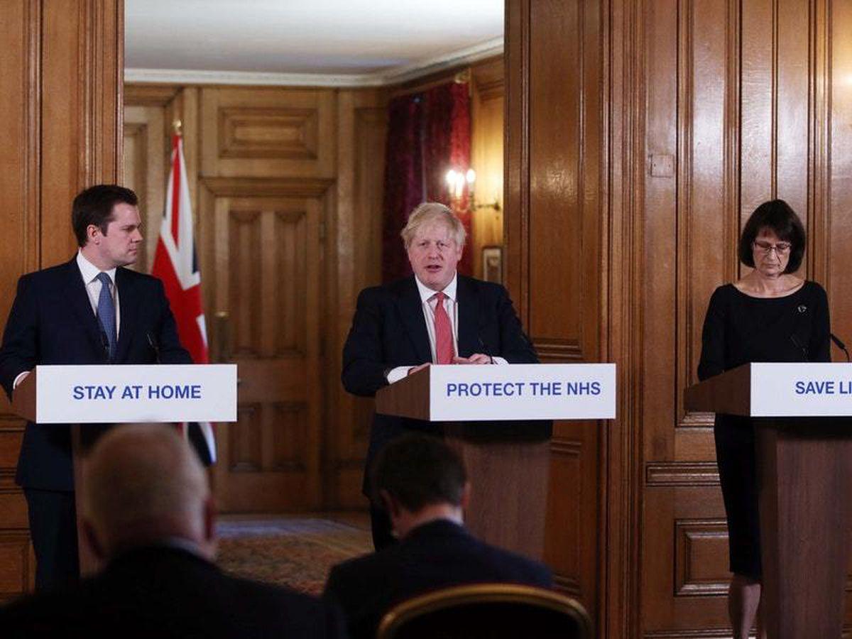 Key Points From Boris Johnson S Latest Coronavirus Briefing Shropshire Star