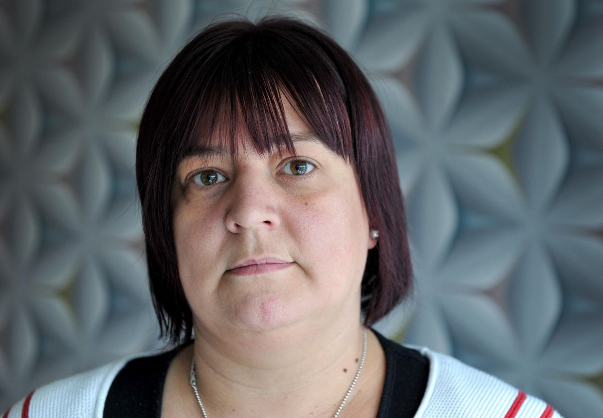 Tracy Felstead, from Brookside, Telford, fighting to clear her name after being jailed for theft and false accounting while working at the Post Office