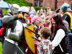 Knights to clash again at Battle of Shrewsbury site