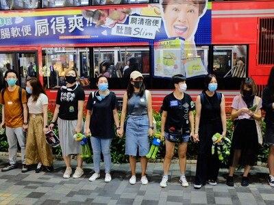 China tells UK to stop interfering in Hong Kong affairs