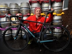 Cycling and craft ale enthusiast Scott Povey launches The Fixed Wheel Brewery in Blackheath