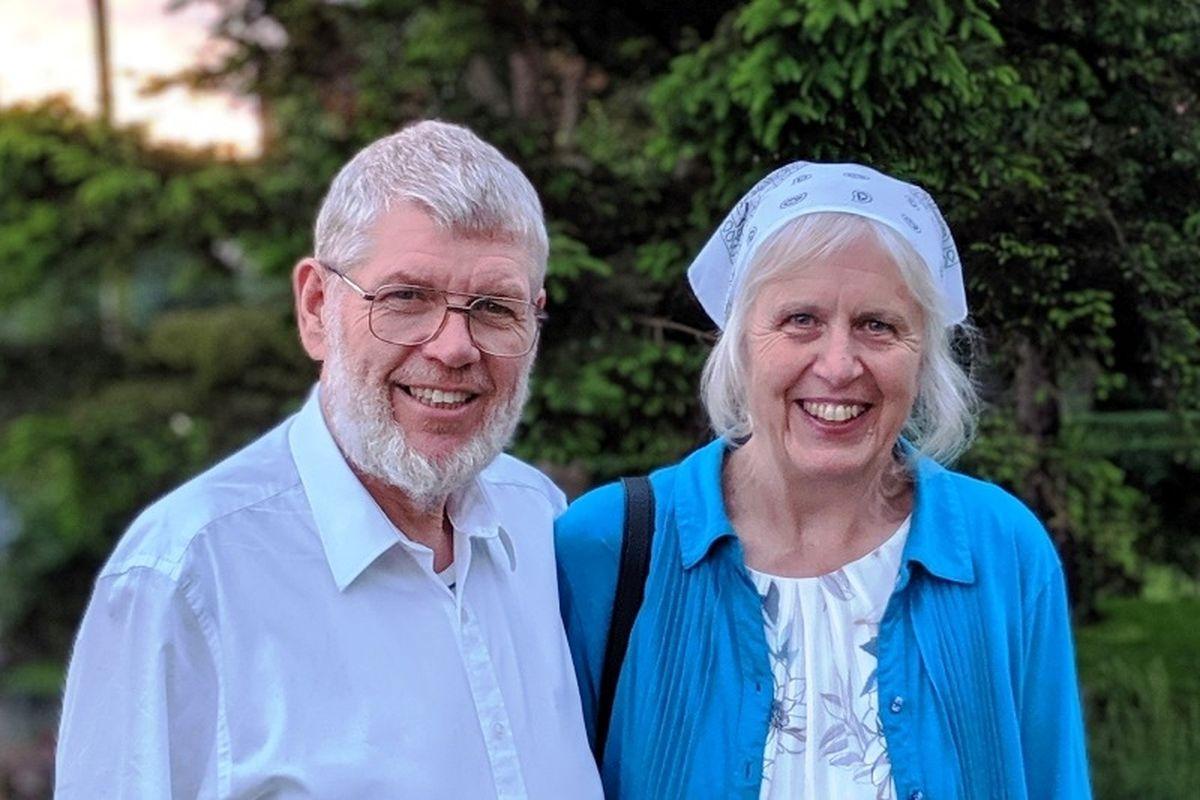 Randall and Mary Hardy