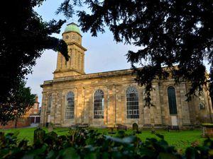 St Mary Magdelene's Church in Bridgnorth