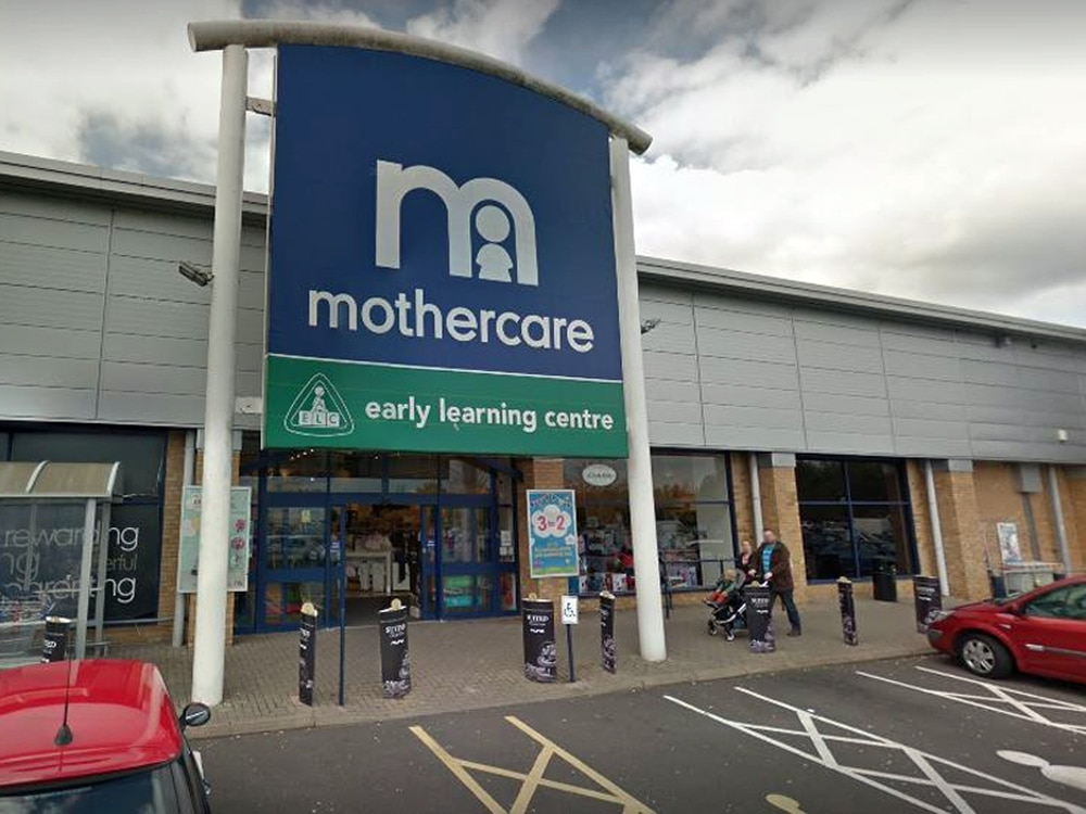 Rotherham Mothercare on