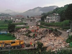 Rescue efforts under way after fatal China earthquake