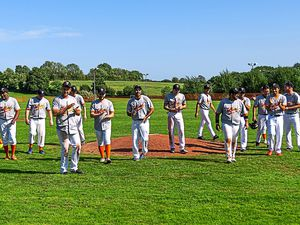Telford Giants reached the WMBL Baseball League play-off final after beating Wolves
